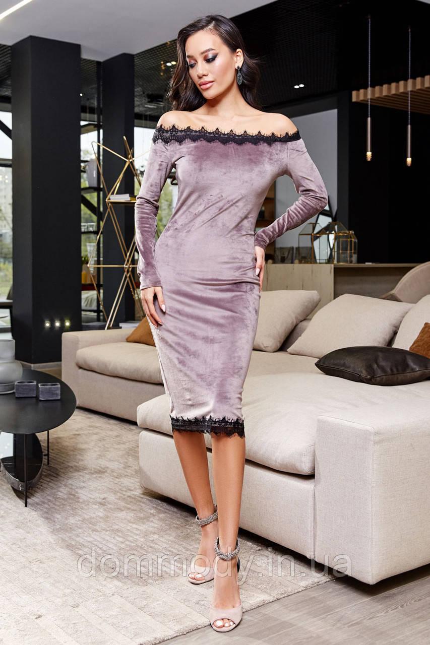 Платье женское Patsy lilac