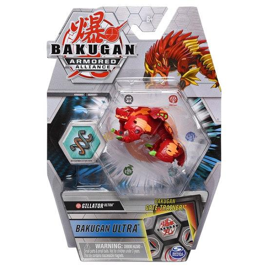 Бакуган ультра Гиллатор Пайрус (Gillator ultra) Bakugan Armored Alliance Spin Master