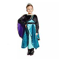 Карнавальный костюм, платье Королева Анна «Холодное Сердце 2 »,Queen Anna Frozen 2, фото 1
