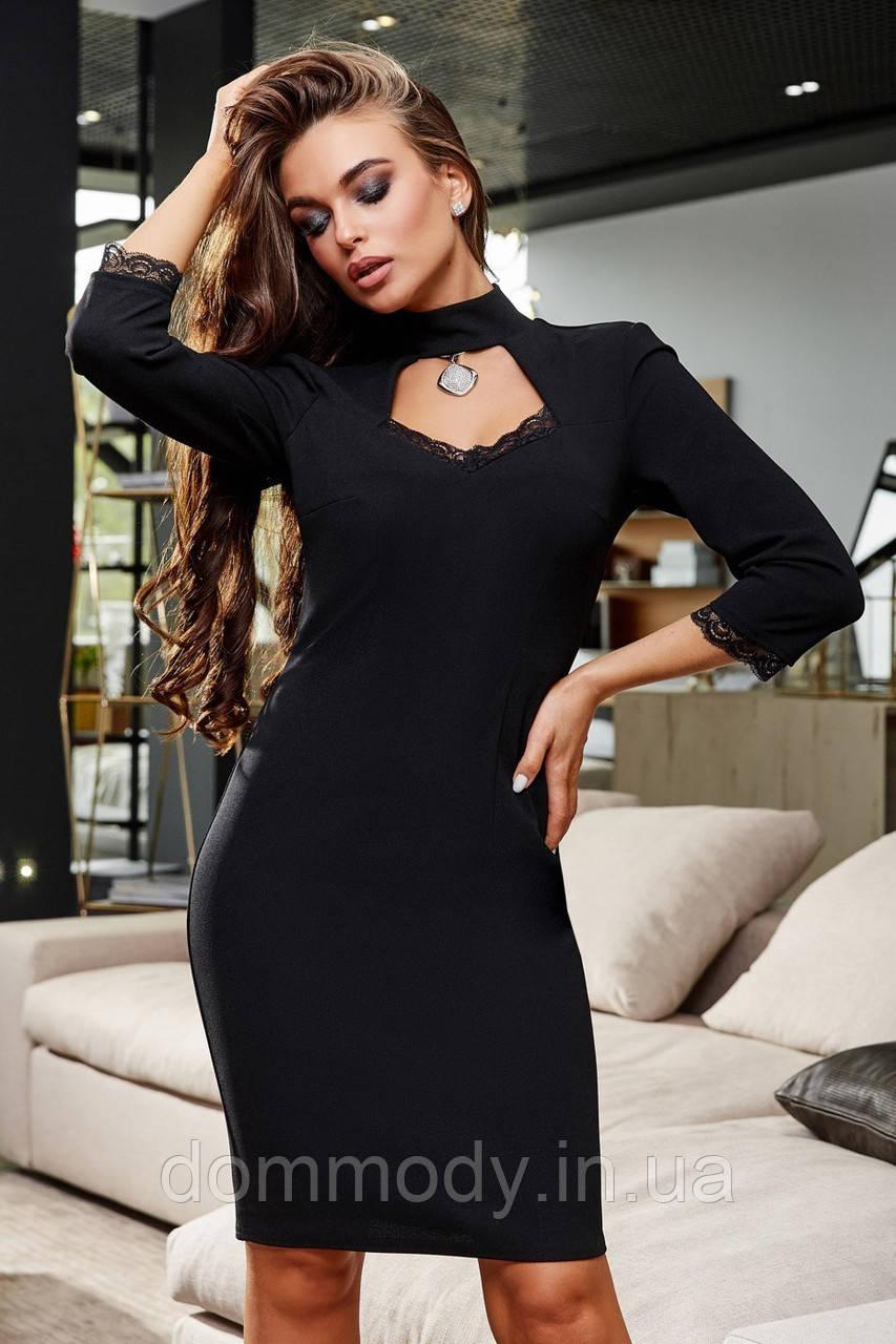 Платье женское Patsy black