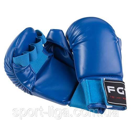 Накладки, рукавички для карате FGT