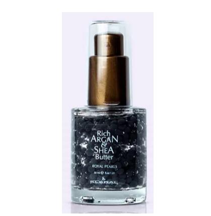KLERAL SYSTEM Argan & Shea Butter Royal Pearls - Сыворотка с арганом и маслом ши