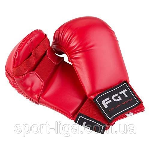 Накладки для карате FGT, рукавички