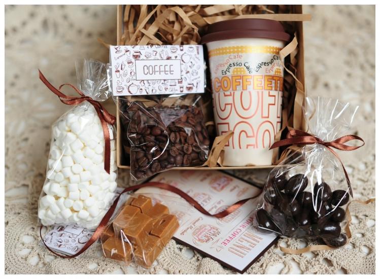 Подарунковий набір CoffeeAroma