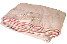 Электропростынь Electric blanket 5713 150х150 см, біла