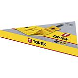 Струбцина Topex угловая, 65 х 70 мм (12A300), фото 2