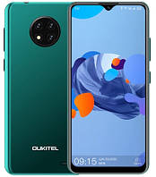 """Oukitel C19 6.49"""" 2GB RAM 16GBROM 4G 4000мАч Android10 13MP Green, фото 1"""