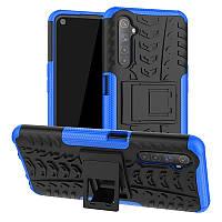 Чехол Armor Case для Realme 6 Blue