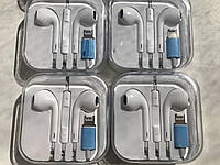 Наушники Lightning EarPods iPhone 5/6/7/7+/8/8+X/XS/XR/11/12/iPad/ipod