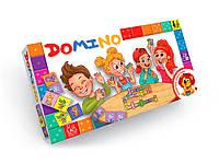 """Настольная игра """"Домино"""" (для детей)"""