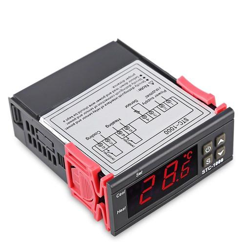 Терморегулятор STC-1000AC