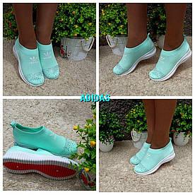 Женские летние кеды кроссовки , комфортная мягкая подошва. Стильная и удобная модель.Бесплатная доставка