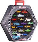 Набор машинок металлических Majorette Шестигранник с автомобилями  2058595, фото 2