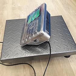 Электронные весы повышенной точности Олимп ВПЕ-102A-8 150 кг (300х400мм)