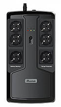Mustek 600-LED-OFF-T10