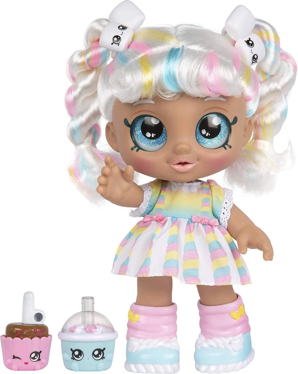 Большая кукла Кинди Кидс Марша Мелло Время друзей перекусить Kindi Kids Marsha Mello Snack Time Friends 5009
