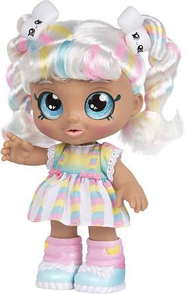 Большая кукла Кинди Кидс Марша Мелло Время друзей перекусить Kindi Kids Marsha Mello Snack Time Friends 5009, фото 2