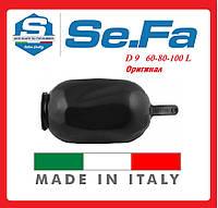 Мембрана (груша) для гідроакумулятора 60-80-100 л 9см SE.FA з хвостом (Італія) Мембрана для бака