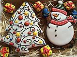 "Подарочный набор""Снеговик и елка"", корока 20х15 см, фото 2"