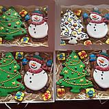 "Подарочный набор""Снеговик и елка"", корока 20х15 см, фото 3"