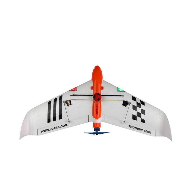 Самолет на радиоуправлении Kingkong/LDARC THUNDER 600X