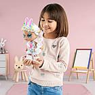 Кукла Кинди Кидс Марша Меллоу Зайка из серии Наряжай друга, фото 3