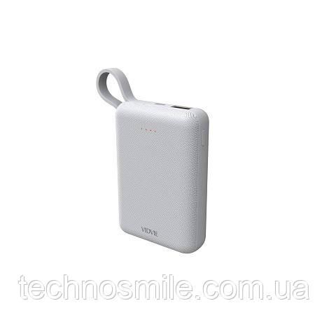 Power Bank швидкої зарядки 10 тис. мАч,Vidvie PB744,білий