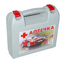 Аптечка автомобільна ЄВРО комплектація