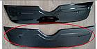 """Зимняя накладка Skoda Fabia 2007-2009 (До Рестайлинга) на решетку радиатора матовая """"FLY"""", фото 3"""