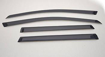 Дефлекторы окон (ветровики) Toyota Camry V40 2006-2011