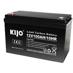 Акумулятор Kijo JPC 12V 100Ah Carbon