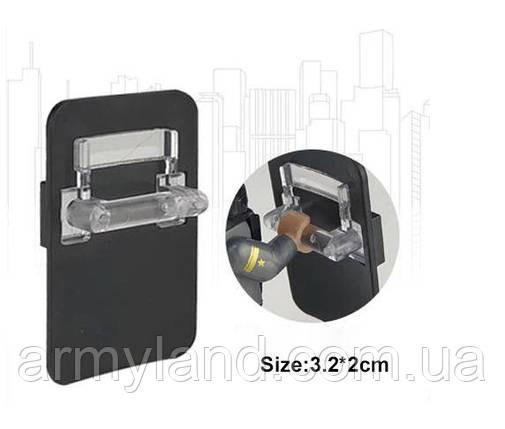 Черный щит защиты  1шт. SWAT  аксессуары для конструктора  Лего, фото 2