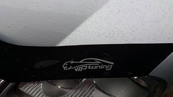 Дефлектор капота (мухобойка) Chevrolet Aveo 2011-