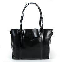 Сумка Женская Классическая кожа ALEX RAI 9-01 1535 black, фото 1