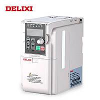 Частотный преобразователь 0.75 кВт 380В/380В Инвертор Delixi CDI-EM60