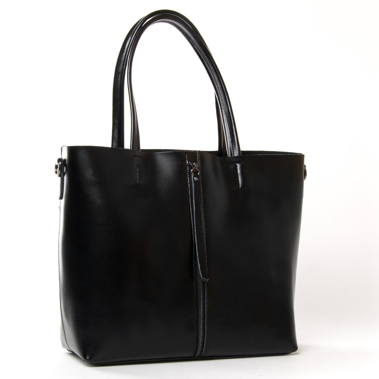 Сумка Женская Классическая кожа ALEX RAI 9-02 8704-220 black
