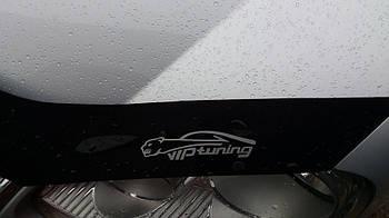 Дефлектор капота (мухобойка) Mitsubishi Carisma 1996-2000 /до ресталинга