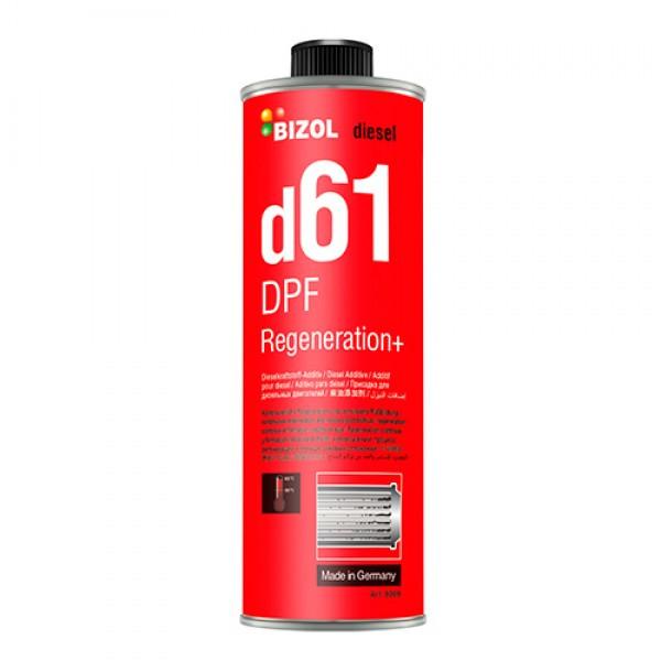 Присадка для захисту сажового фільтра - BIZOL DPF Regeneration+ d61 0,25 л
