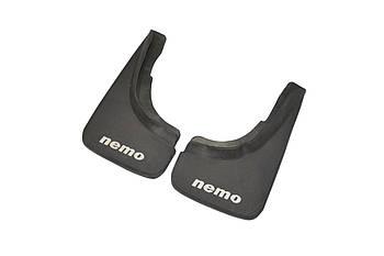 Брызговики задние для Citroen NEMO 2008- комплект 2шт cit-151