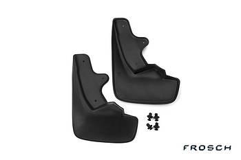 Бризковики передні для Citroen C-Crosser 2007-. комплект 2шт NLF.10.14.F13