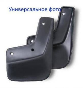 Бризковики передні для Lada Kalina 2 2013 - хб. комплект 2шт економ варіант NLFD.52.31.F11