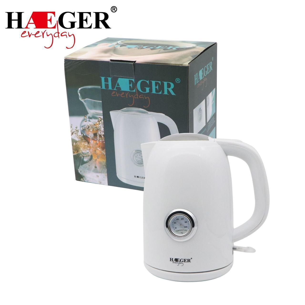 Электрический чайник Haeger HG7812