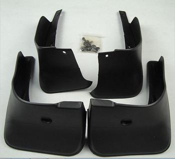 Брызговики полный комплект для Toyota Corolla 2007 -2013 (PZ416E396200;PZ416E396100), комплект 4шт MF.TOCO0713