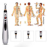 Массажная ручка Massage pen W-912, фото 2