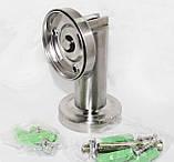 Дверной упор магнитный USK EM-1103 Нержавеющая сталь, фото 2