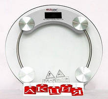 Весы напольные MATARIX круглые до 180 кг