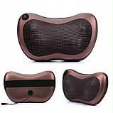 Массажная подушка Magic Massager pillow для шеи,спины,поясницы,в Автомобиль, фото 2