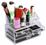 Настольный ящик органайзер для хранения косметики GUT Storage Box, фото 2