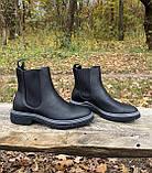 Женские ботинки челси Ecco оригинал натуральная кожа 42, фото 2