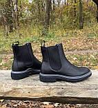 Женские ботинки челси Ecco оригинал натуральная кожа 42, фото 3